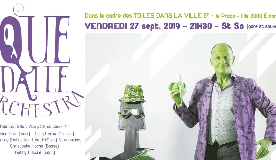 27 Septembre 2019 – Concert à la gare Saint Sauveur